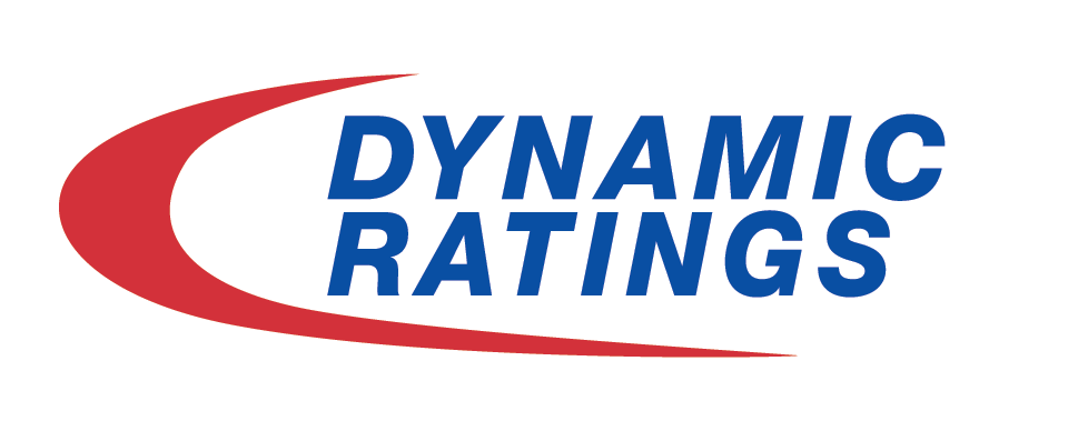 Dynamic Ratings Oval Logo